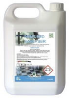 PERFUMED SANITISER 5 l